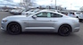2016 Ingot Silver Mustang GT Premium with black accent package