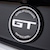 rear decklid GT/CS badge
