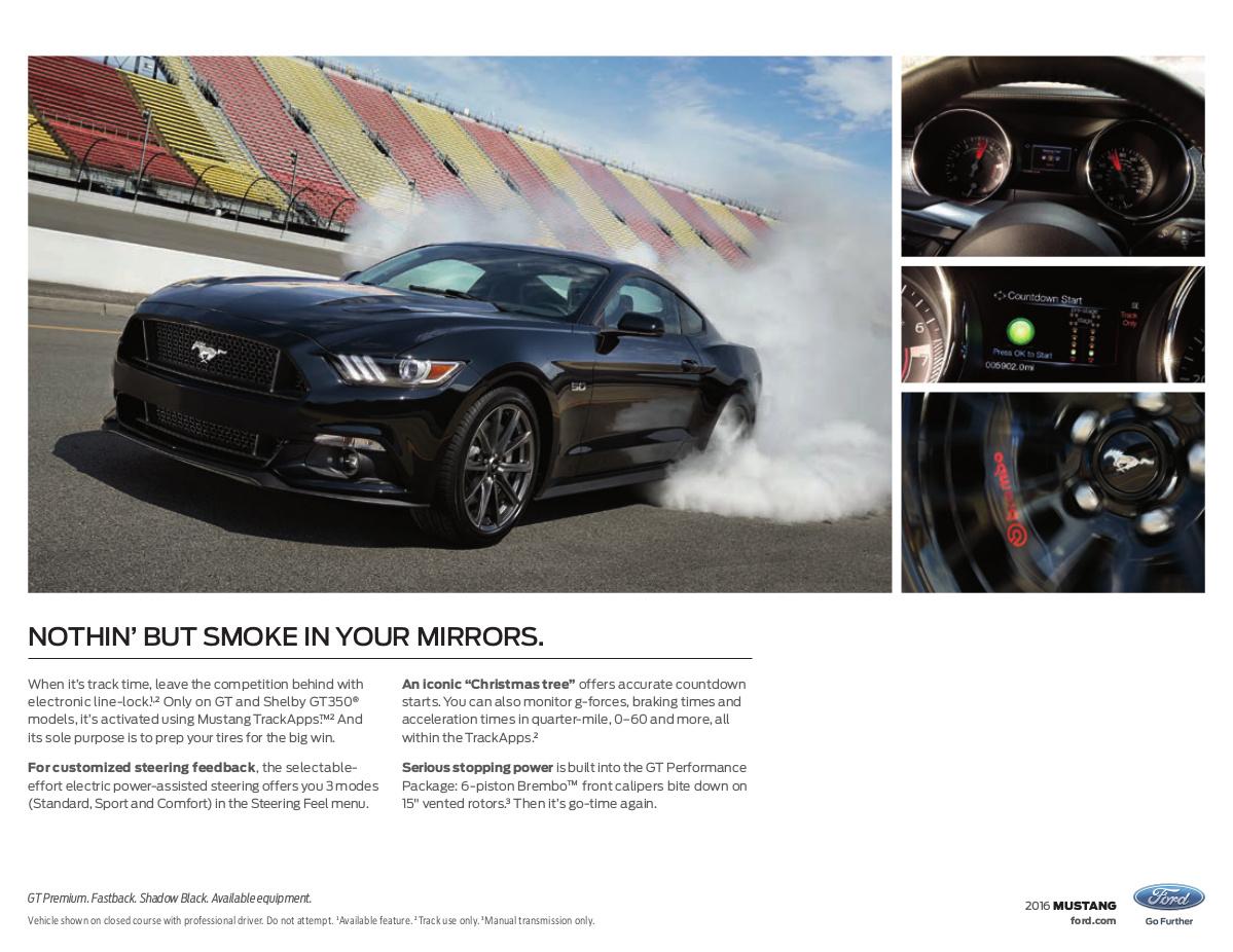 2016 Ford Mustang - MustangAttitude com Photo Detail