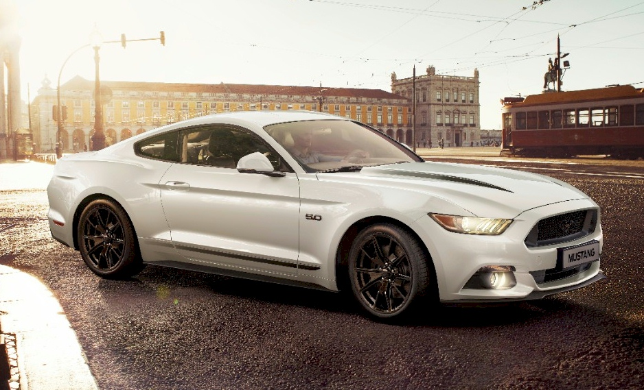 2017 Mustang Black Shadow Edition