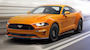 2018 Ford Mustang GT in Orange Fury