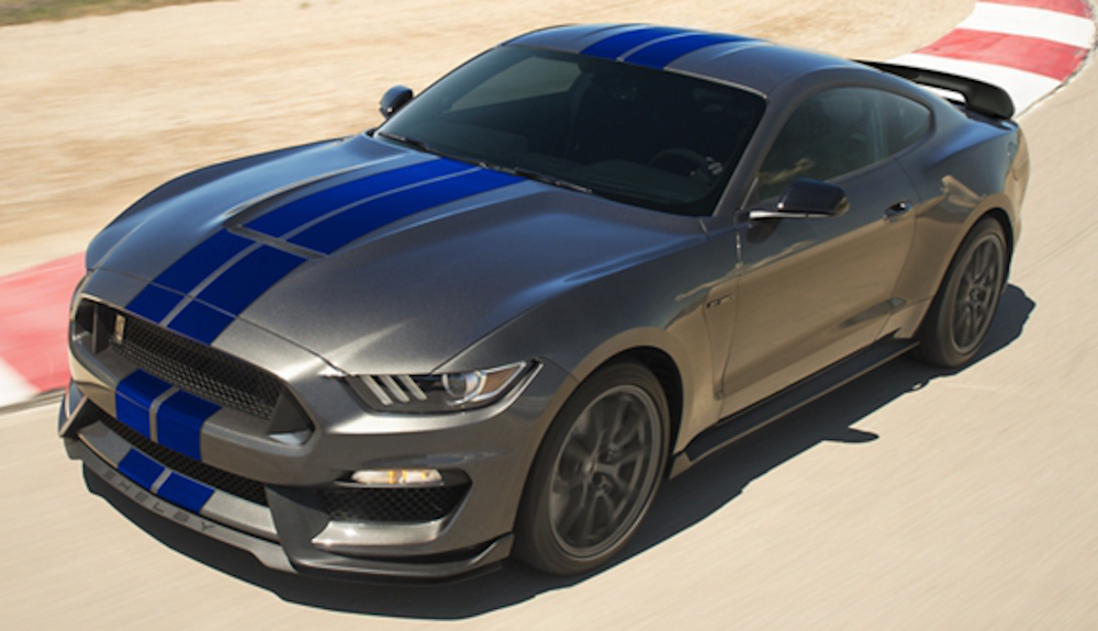 Magnetic 2020 Ford Mustang