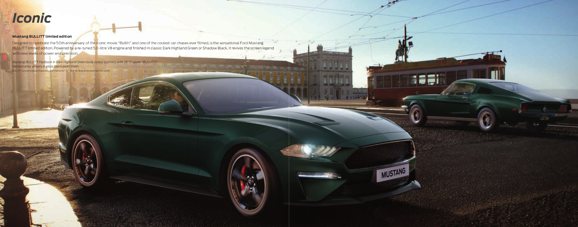 2020 Ford Mustang Bullitt Specs